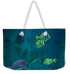 Aquarium Fish Weekender Tote Bag