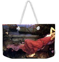 Ariadne Weekender Tote Bag
