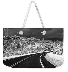 Arizona Snow 2 Weekender Tote Bag