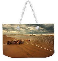 Ashdod Beach Weekender Tote Bag