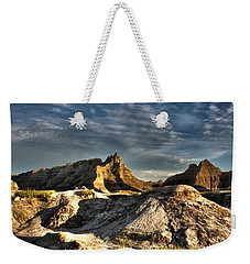 Badlands National Park Sunset Weekender Tote Bag