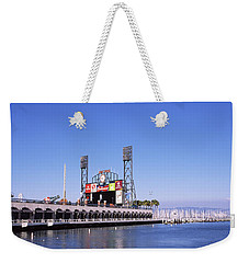 Baseball Park At The Waterfront, At&t Weekender Tote Bag