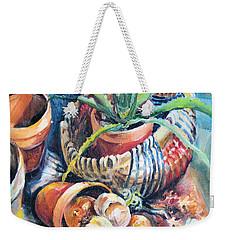 Baskets Weekender Tote Bag