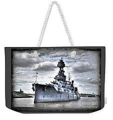 Battleship Texas Weekender Tote Bag