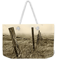 Bay Hill Road Weekender Tote Bag by Roselynne Broussard