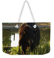 Bear 1 Weekender Tote Bag