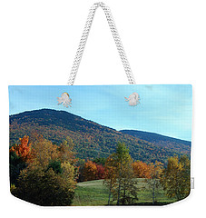Belknap Mountain Weekender Tote Bag by Mim White