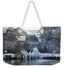 Belle Isle Conservatory Pond 2 Weekender Tote Bag