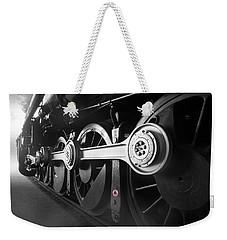Big Wheels Weekender Tote Bag