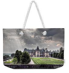 Biltmore Estate Weekender Tote Bag by Savannah Gibbs