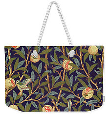 Bird And Pomegranate Weekender Tote Bag
