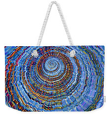 Blue World Weekender Tote Bag