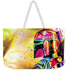 Boba Fett Star Wars Weekender Tote Bag