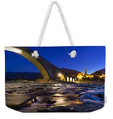 Bobbio Weekender Tote Bag