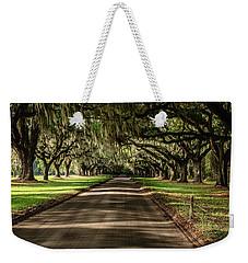Boone Plantation Road Weekender Tote Bag