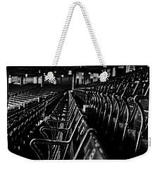Bostons Fenway Park Baseball Vintage Seats Weekender Tote Bag