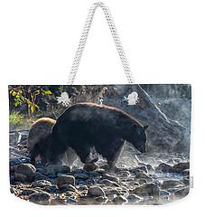 Bouldering Weekender Tote Bag by Scott Warner