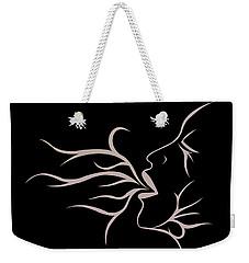 Breath Weekender Tote Bag by Jamie Lynn