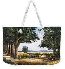 Bromyard Downs Weekender Tote Bag