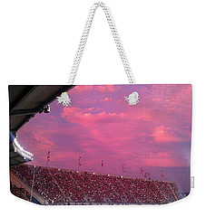 Bryant-denny Painted Sky Weekender Tote Bag
