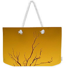 Burnt Bush Weekender Tote Bag