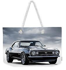 Camaro Ss Weekender Tote Bag