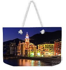 Camogli At Evening Weekender Tote Bag