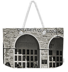 Camp Randall - Madison Weekender Tote Bag