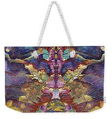 Carnaval Weekender Tote Bag