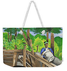 Carrying The Load Weekender Tote Bag
