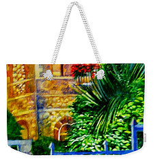 'casa At Radda' Weekender Tote Bag