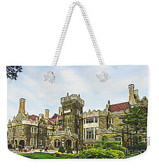 Casa Loma In Toronto Weekender Tote Bag