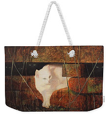 Castaway Cats Weekender Tote Bag by Blue Sky