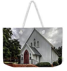 Chapel Of The Centurion Weekender Tote Bag