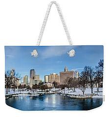 Charlotte Downtown Weekender Tote Bag