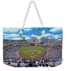 Citi Field 2 - Home Of The N Y Mets Weekender Tote Bag