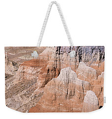 Coal Mine Canyon 1-v Weekender Tote Bag