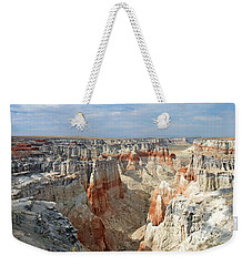 Coal Mine Mesa 14 Weekender Tote Bag
