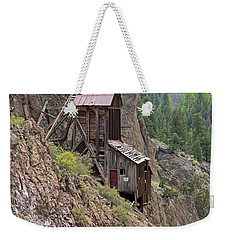 Commodore Mine On The Bachelor Historic Tour Weekender Tote Bag