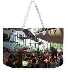 Concert Under The Planes Weekender Tote Bag