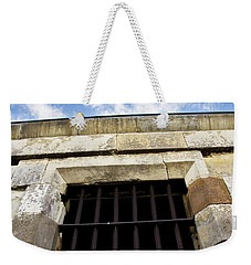 Convict Cell Weekender Tote Bag