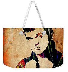 Conway Twitty Collection Weekender Tote Bag