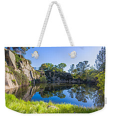 Copp's Quarry Weekender Tote Bag by Jim Thompson