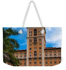 Coral Gables Biltmore Hotel Weekender Tote Bag
