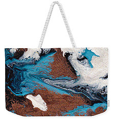 Cosmic Blend One Weekender Tote Bag by M West