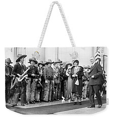 Cowboy Band, 1929 Weekender Tote Bag