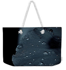 Feel The Rain Weekender Tote Bag by Marija Djedovic