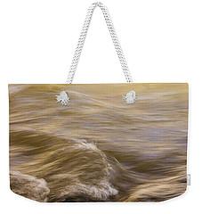 Dance Of Water And Light Weekender Tote Bag