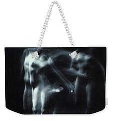 Nude Dance Weekender Tote Bag by Randy Sprout