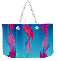 Dancers Weekender Tote Bag by Klara Acel